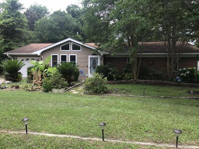 Single Family Home For Sale: 760 Broad River Boulevard