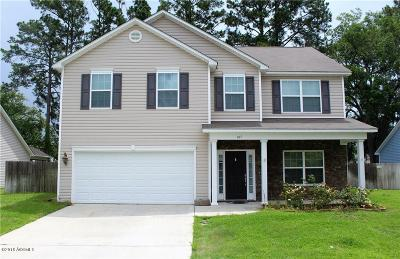 Beaufort County Single Family Home For Sale: 109 Patriot Court