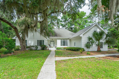 Beaufort County Single Family Home For Sale: 2 Todd Drive