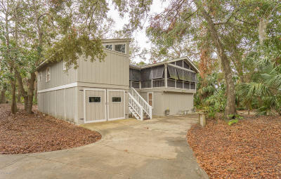 Beaufort County Single Family Home For Sale: 374 Perch Drive