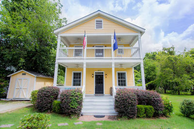 Beaufort, Beaufort Sc, Beaufot Single Family Home For Sale: 1203 Washington Street