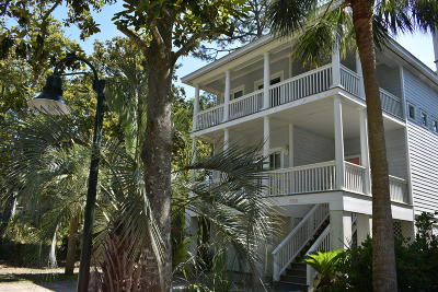Fripp Island Single Family Home For Sale: 702 Bonito Drive