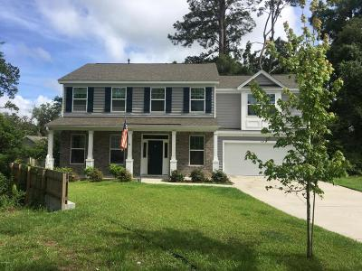 Beaufort, Beaufort Sc, Beaufot Single Family Home For Sale: 523 Abner Lane