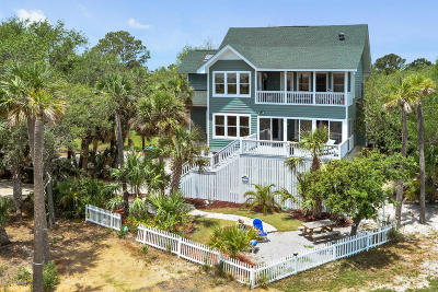 Beaufort County Single Family Home For Sale: 11 Ocean Marsh Lane