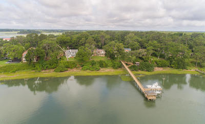Beaufort Single Family Home For Sale: 877 Ribaut Road