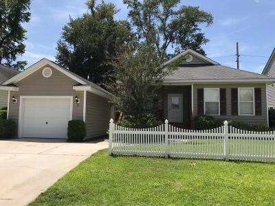 Beaufort SC Single Family Home For Sale: $219,900