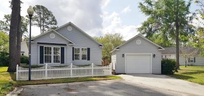 Beaufort SC Single Family Home Sold: $190,000