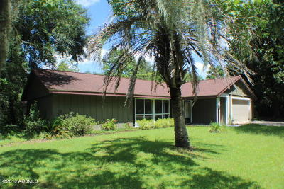 Beaufort County Single Family Home For Sale: 1300 Battery Creek Road