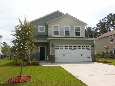 Beaufort SC Single Family Home Sold: $245,000