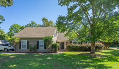 Beaufort, Beaufort Sc, Beaufot, Beufort Single Family Home For Sale: 8 Martha Ann Way
