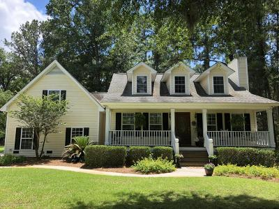 Walling Grove P, Walling Grove P Single Family Home For Sale: 11 Wood Ibis Trail