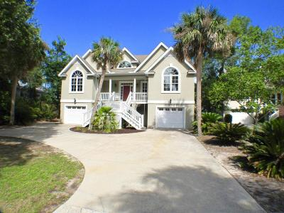 Fripp Island Single Family Home For Sale: 4 River Club Drive