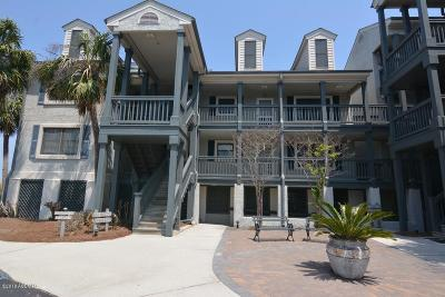 Fripp Island Condo/Townhouse For Sale: 737 North Hampton #737