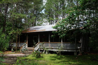 Ridgeland Single Family Home For Sale: 3769 Rice Shire Road