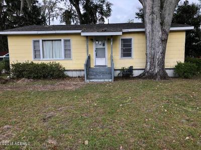 Beaufort, Beaufort Sc, Beaufot Single Family Home For Sale: 2003 King Street