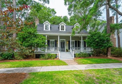 Beaufort County Single Family Home Under Contract - Take Backup: 3 Fraser Street