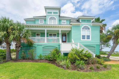 Beaufort County Single Family Home For Sale: 126 N Harbor Drive N