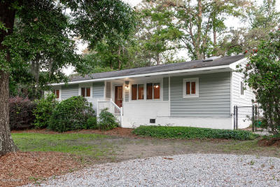 Beaufort County Single Family Home For Sale: 2409 South Drive