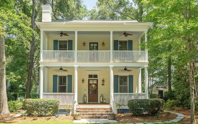 Beaufort, Beaufort Sc, Beaufot Single Family Home For Sale: 17 Mount Grace