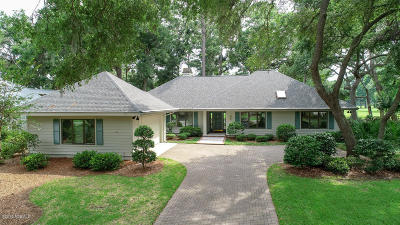 Beaufort County Single Family Home For Sale: 417 Island Circle E