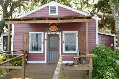 Beaufort County Single Family Home For Sale: 771 Eddings Point Road