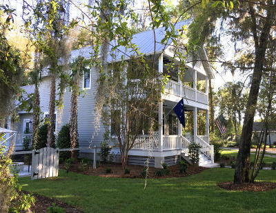 Beaufort County Single Family Home Under Contract - Take Backup: 109 Sturdevant Drive