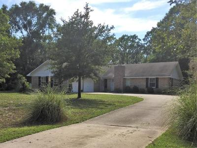 Beaufort County Single Family Home For Sale: 47 Planters Circle