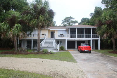Fripp Island Single Family Home For Sale: 744 Marlin Drive