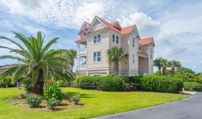 Harbor Island Single Family Home For Sale: 1 Mickey's Alley