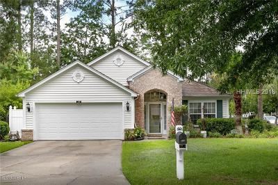 Beaufort County Single Family Home For Sale: 319 Mill Pond Road