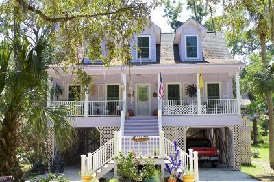 Harbor Island Single Family Home For Sale: 38 Ocean Marsh Lane
