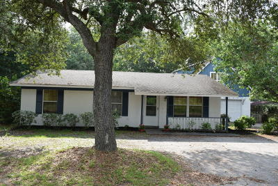 Beaufort County Single Family Home For Sale: 386 Sams Point Road
