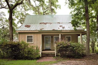 Ridgeland Single Family Home For Sale: 385 Coosaw Way