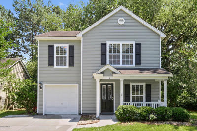 Beaufort Single Family Home For Sale: 6 Harbison Place