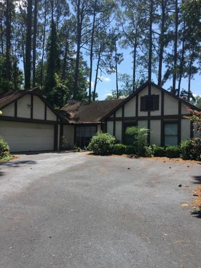Beaufort County Single Family Home Under Contract - Take Backup: 93 Thomas Sumter Street