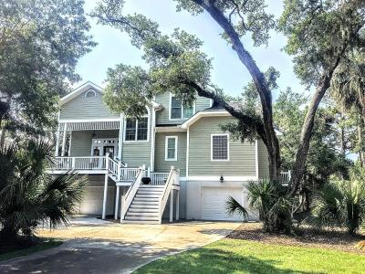 Beaufort County Single Family Home For Sale: 519 Remora Drive