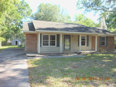Beaufort County Single Family Home For Sale: 37 Hewlett Road