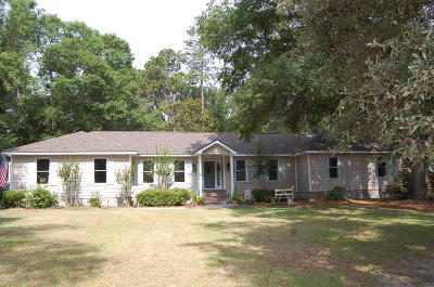 Beaufort, Beaufort Sc, Beaufot Single Family Home For Sale: 6 Spring Knob Circle
