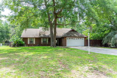 Beaufort County Single Family Home For Sale: 50 Marsh Drive
