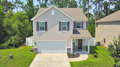 Beaufort County Single Family Home For Sale: 133 Mission Way
