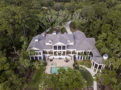 Beaufort County Single Family Home For Sale: 120 Secession Drive