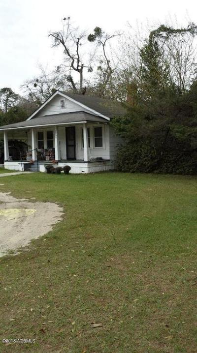 Ridgeland Single Family Home For Sale: 2955 Bees Creek Road