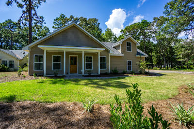 Beaufort Single Family Home For Sale: 159 Middle Road