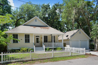 Beaufort County Single Family Home Under Contract - Take Backup: 2518 Acorn Hill Avenue