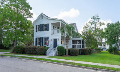 Beaufort, Beaufort Sc, Beaufot Single Family Home For Sale: 35 Bostick Circle