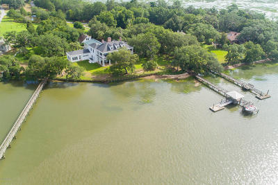 Beaufort County Single Family Home For Sale: 335 Pleasant Point Drive