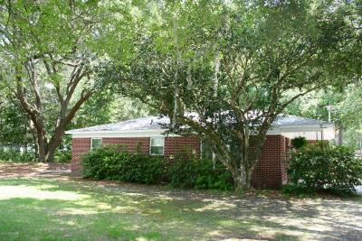 Ridgeland Single Family Home For Sale: 3268 Smiths Crossing