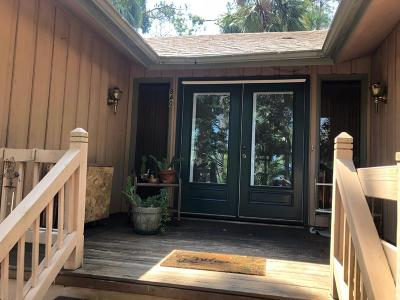 Fripp Island Single Family Home For Sale: 840 Fiddlers Ridge Road