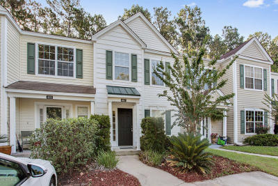 Beaufort County Condo/Townhouse For Sale: 487 Gardners Lane