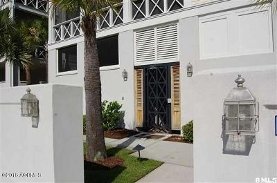 Beaufort Condo/Townhouse For Sale: 6 Abbey #2b